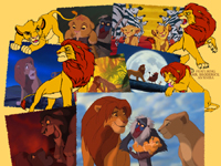 Featuring Matthew Broderick as Simba in Disney's The Lion King